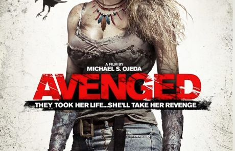 "Our Feature Film ""Avenged"" has been released worldwide"