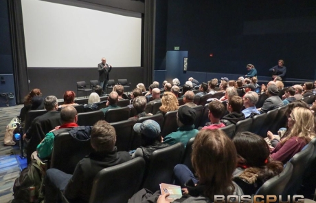 Full house screening of our feature film 5-25-77 in Boston