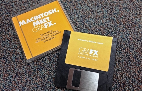 Throw back Thursday! 25 years ago interactive floppies were all the rage.